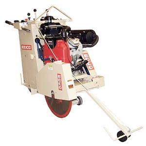 EDCO Concrete Saw Repair Parts