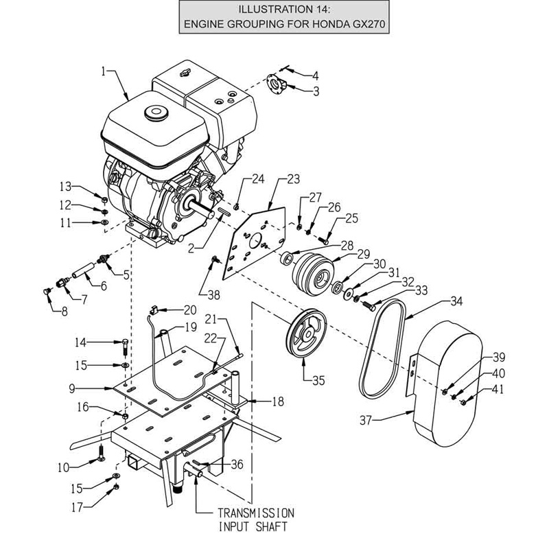 Masonry Trowel And Parts : Edco t b h concrete power trowel parts